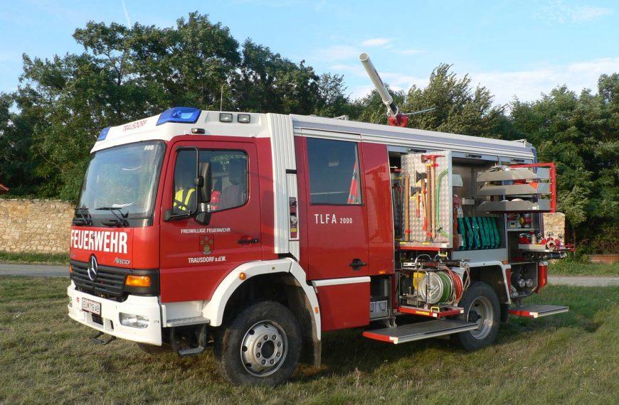 TLFBA 2000 – Tanklöschfahrzeug