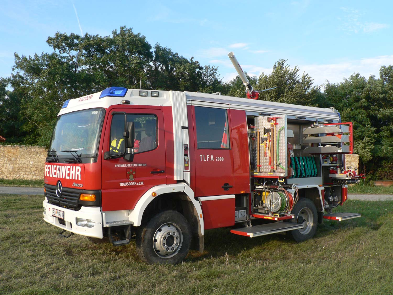 Tanklöschfahrzeug Freiwillige Feuerwehr Trausdorf Wulka 03