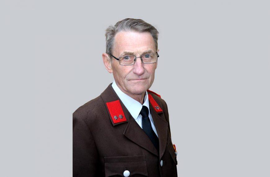 Im Gedenken an Josef Bresich,OLM